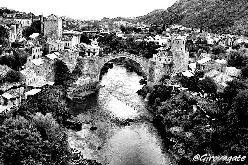 panorama Stari Most Mostar