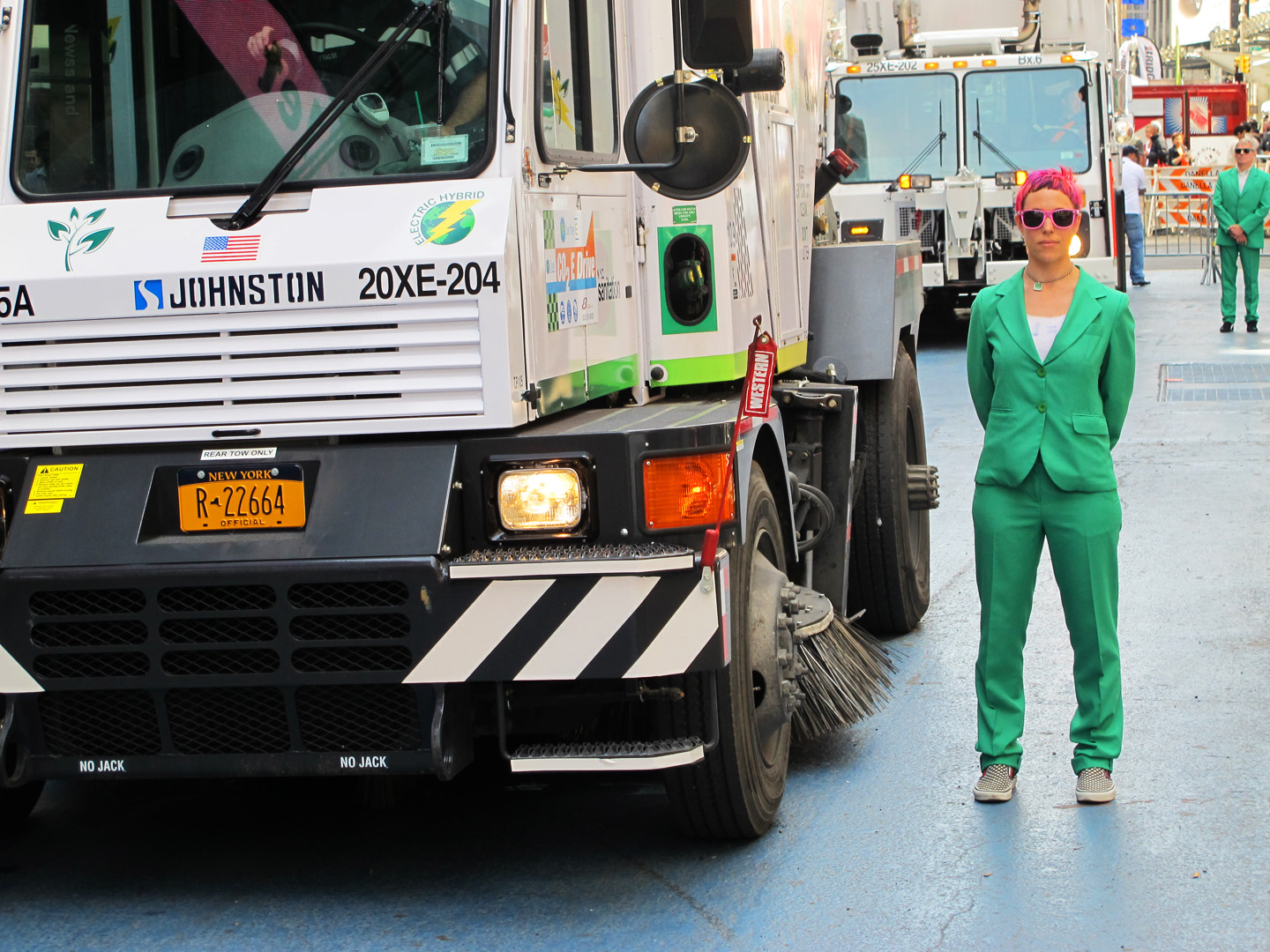 CO E DRIVE NYC EARTH DAY NEW YORK CO E DRIVE PART TIMES - Nyc street sweeping map