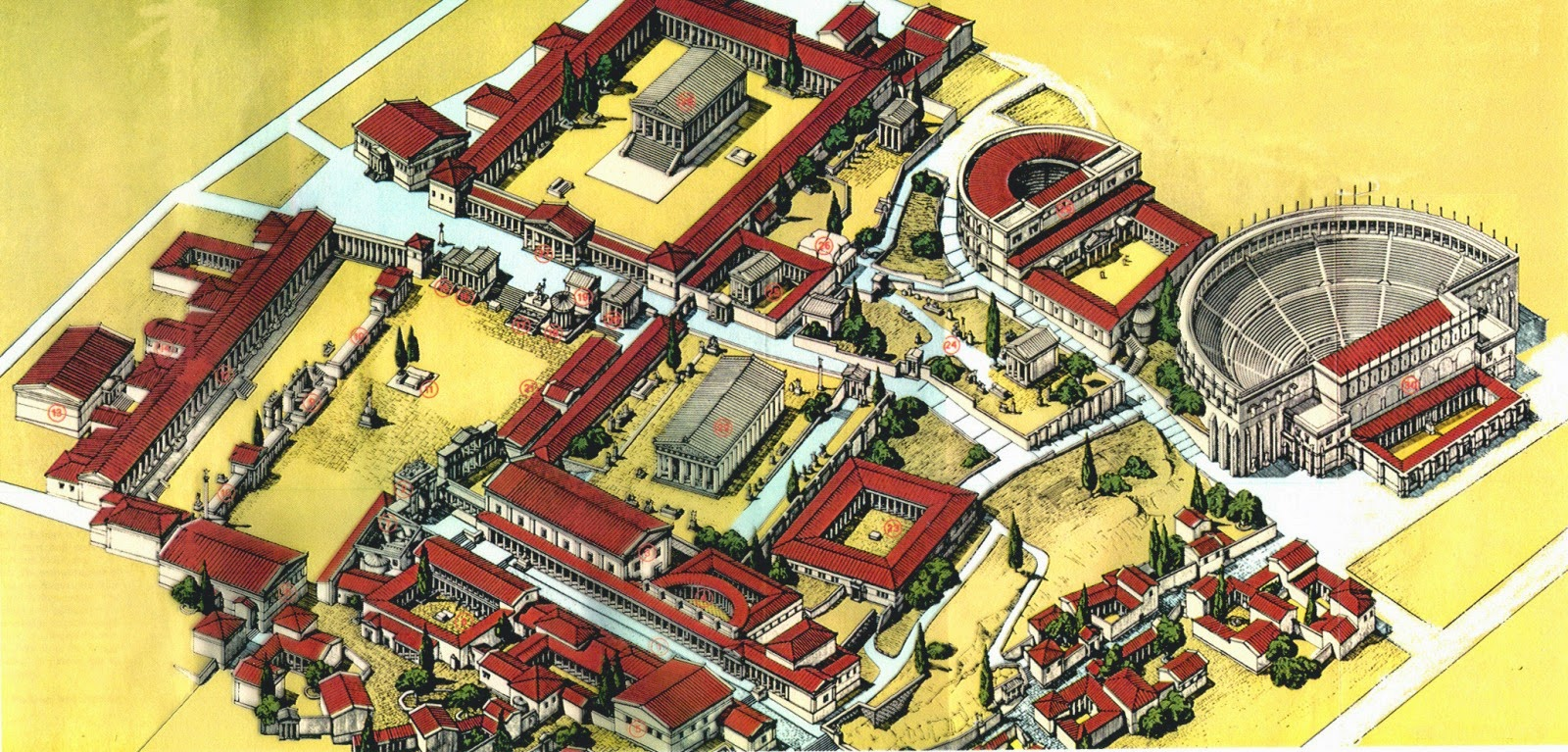 what is a polis and how did polies shape greek culture Chapter 3: the greek city-state: mature greek polis athenian imperialism and democratic culture were both results of the persian wars.