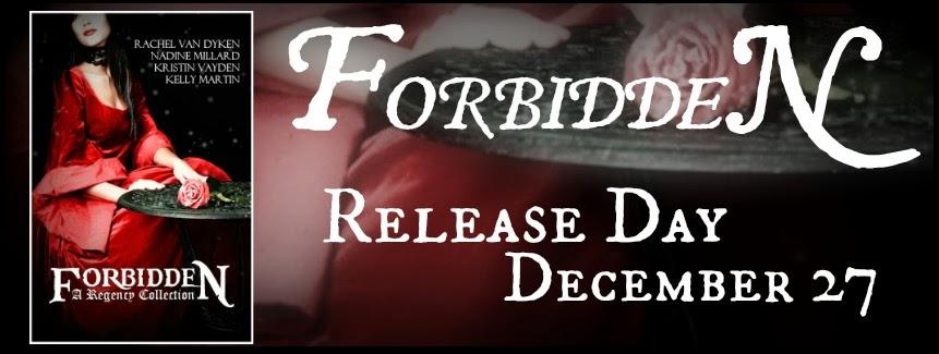 Forbidden Release Launch by Rachel Van Dyken, Kelly Martin, Kristin Vayden, & Nadine Millard