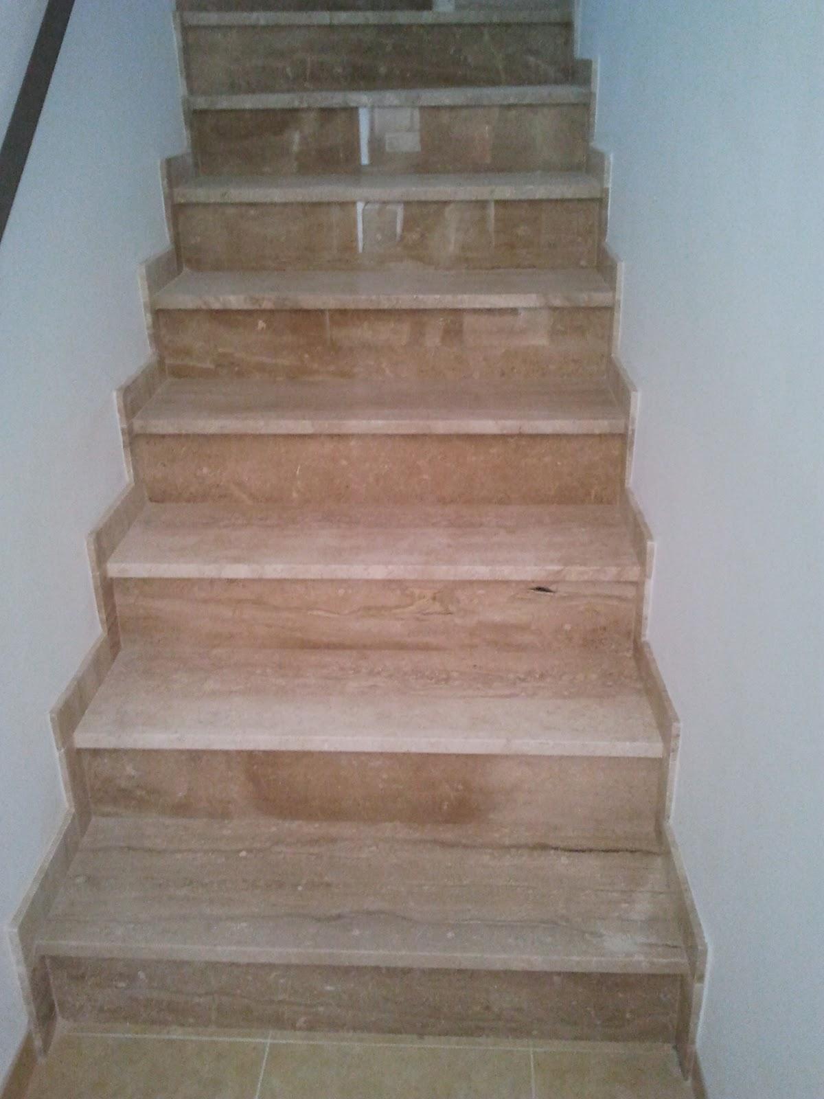 M rmoles granitos compactos y piedra artificial jose - Marmol para escaleras ...