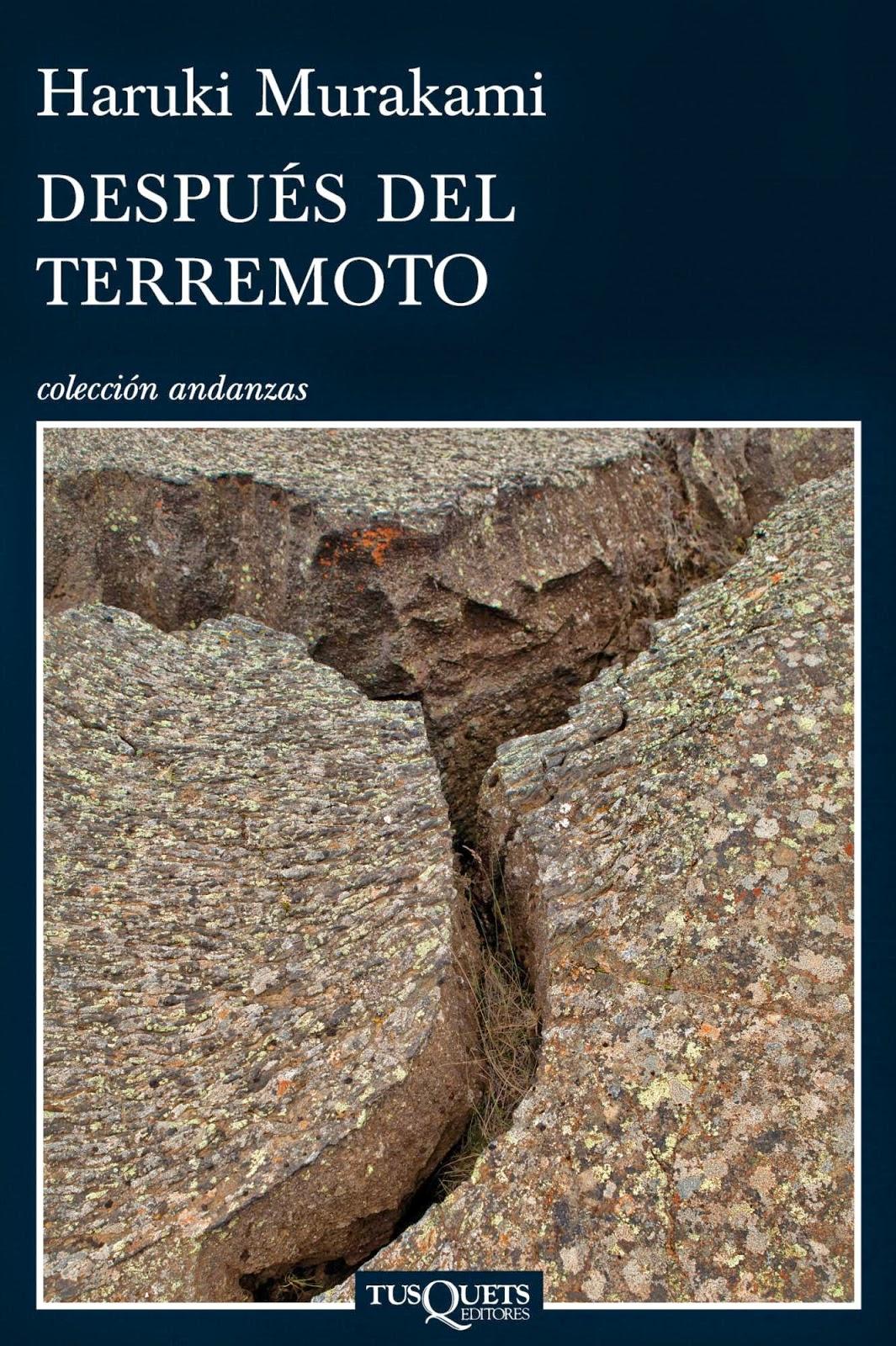 Después del terremoto, Murakami