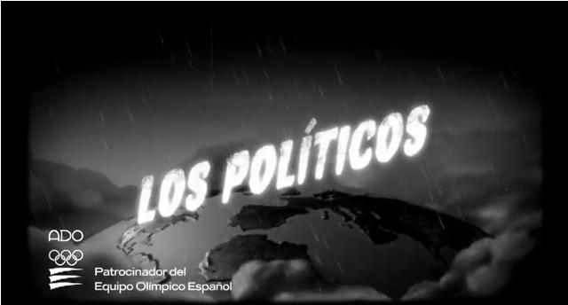 los politicos dan miedo a los españoles