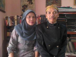 Sutardi MS Dihardjo & Istri (Wahyuni)