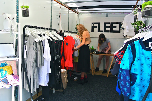 The Fleet Store QUT 2013