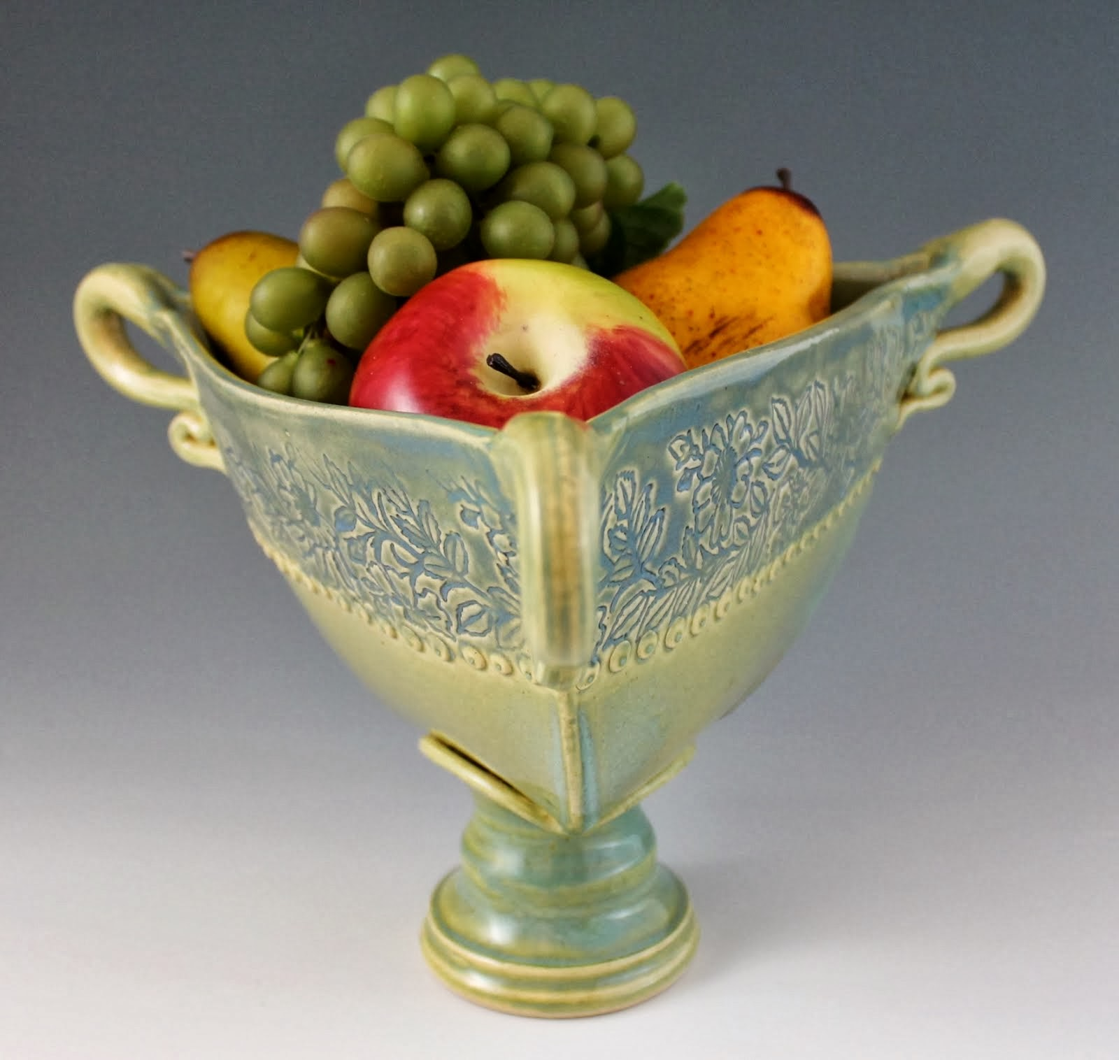 Grecian Fruit Bowl