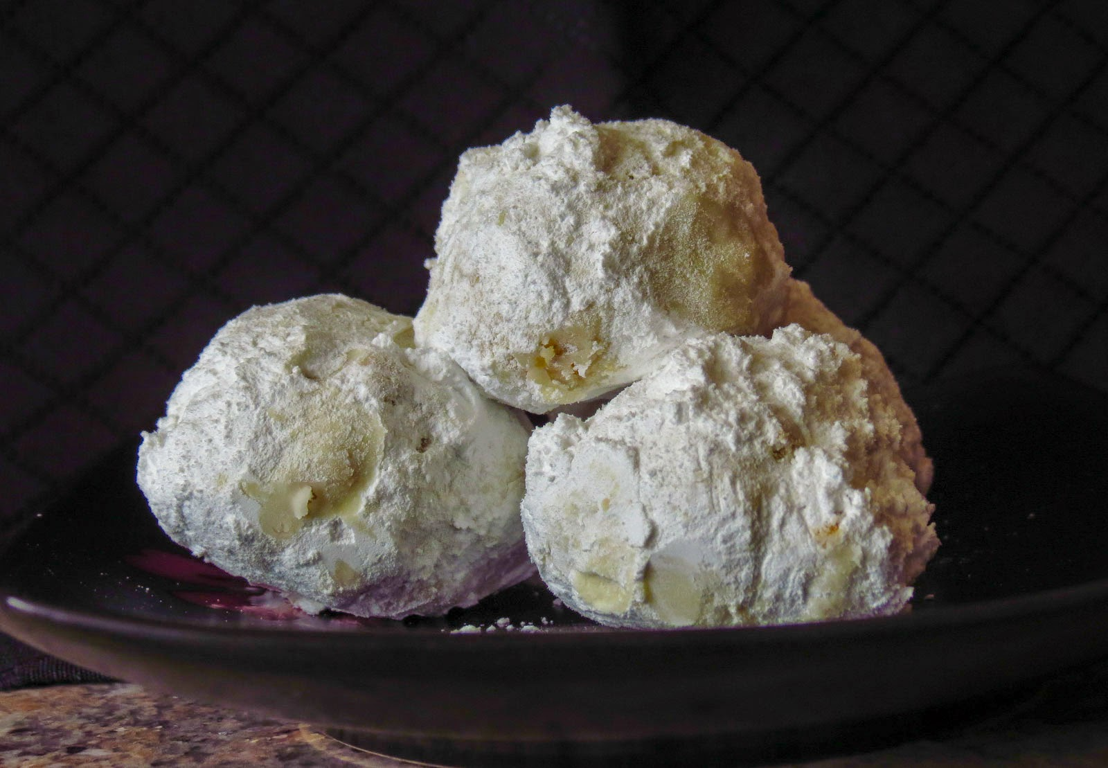 Onthemove In The Galley Walnut Snowball Cookies