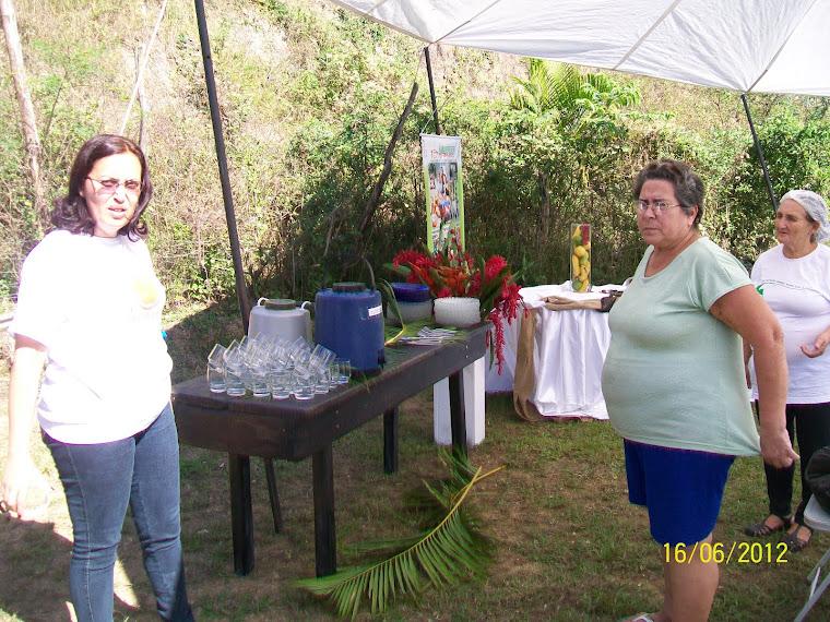 Rita e Graça da Agroprata