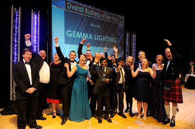 LED Lighting Manufacturers Portsmouth Business of the Year