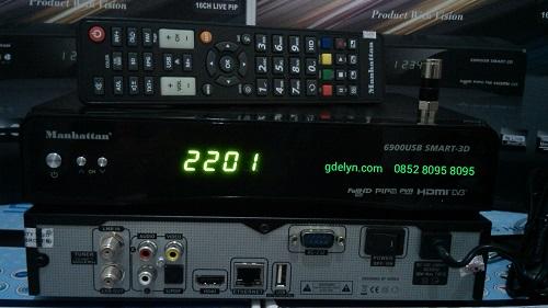 Receiver HD,PowerVu receiver,Manhattan Smart3D