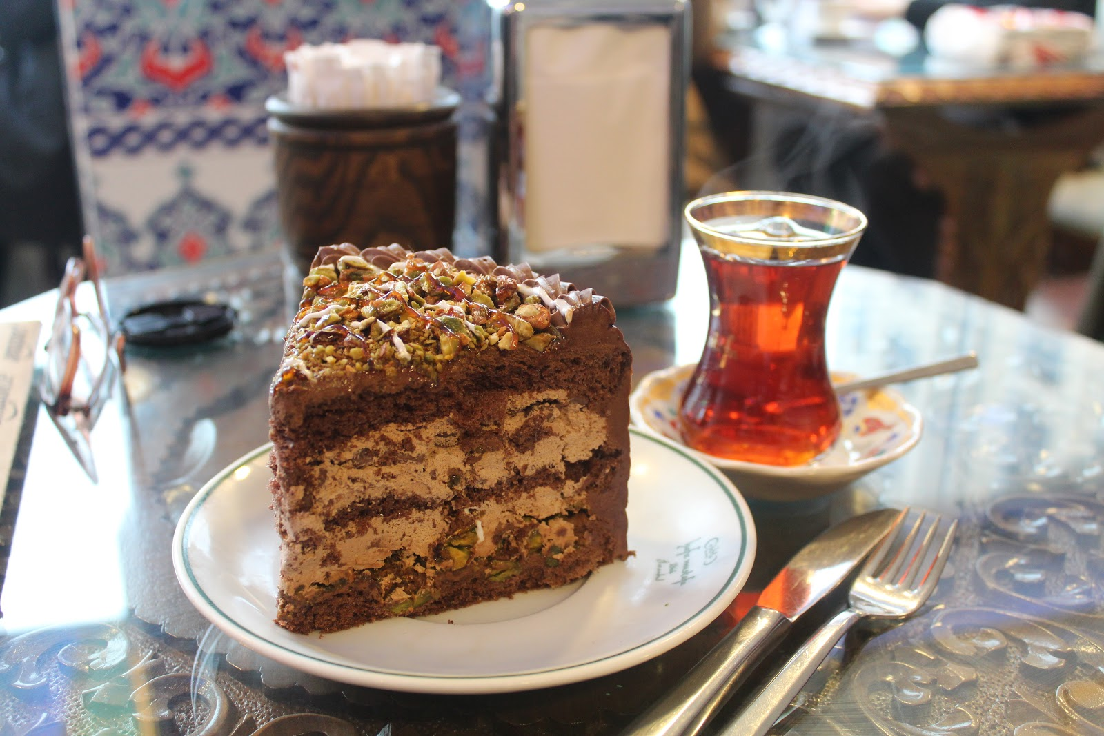Hafiz Mustafa: A Sweet Spot in Eminönü | Reestablishing the Food ...