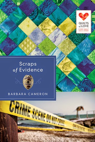 Scraps of Evidence by Barbara Cameron