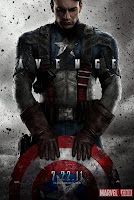 Captain America The First Avenge Poster