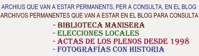 ARCHIVOS PERMANENTES PARA CONSULTA