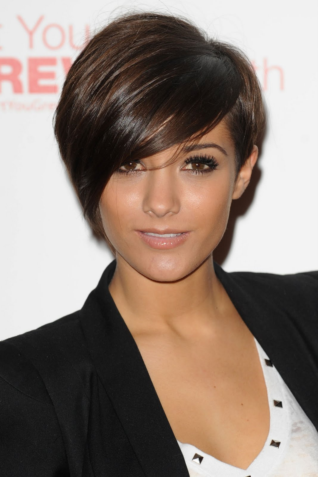 Frankie Sandford: Beautiful, bequiffed Essex girl, one fifth of The ...