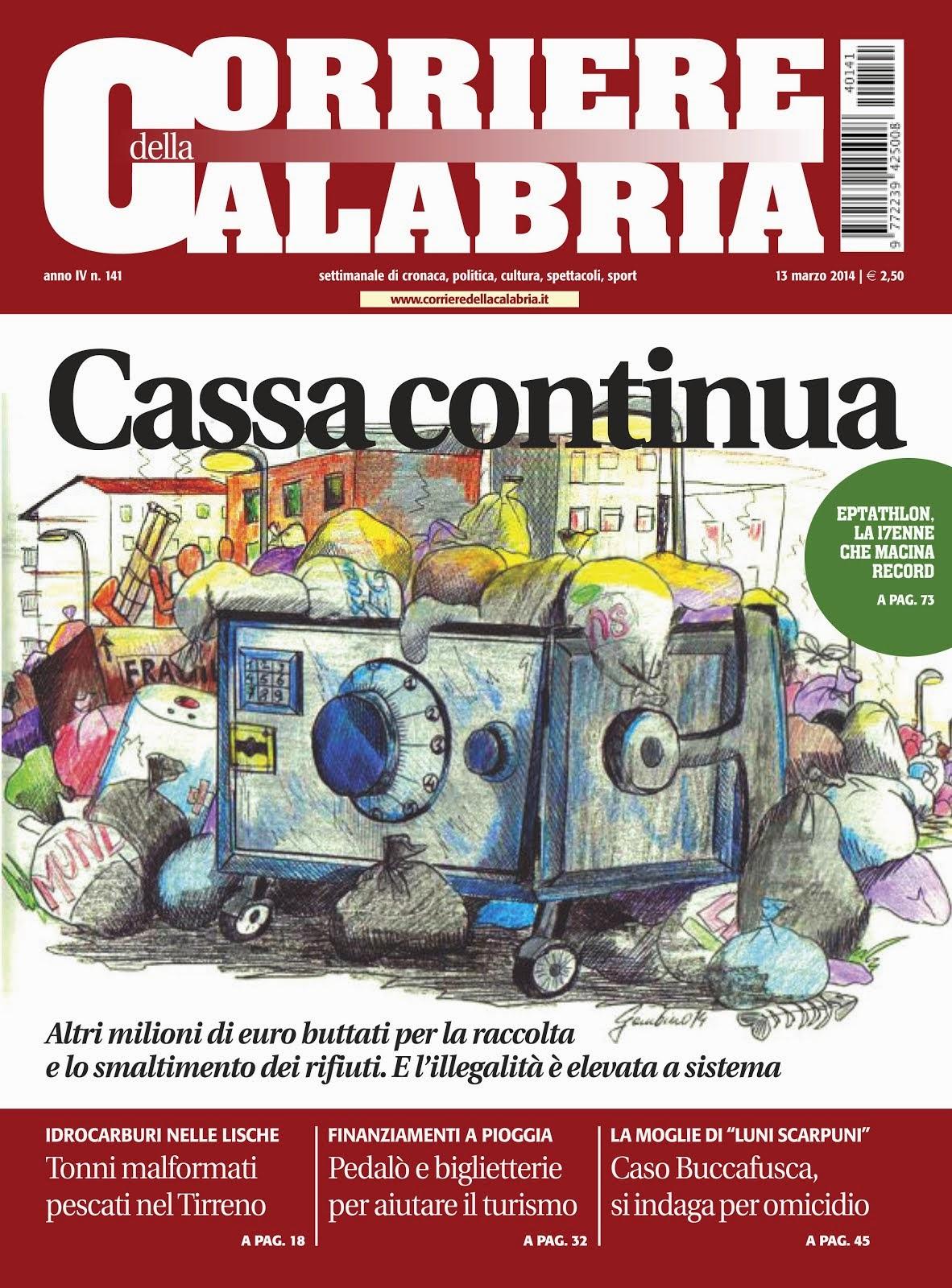 CORRIERE DELLA CALABRIA