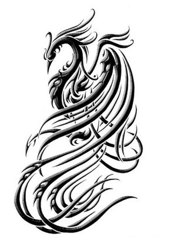 SUHU TATTOO ART Japanese Phoenix Tattoos Designs Pictures And Ideas