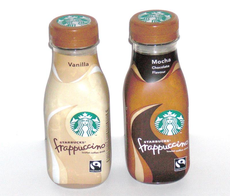 littlebeautyjunkie: Kennt ihr schon frappuccino von Starbucks?