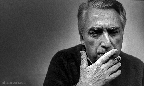 Roland Barthes رولان بارت