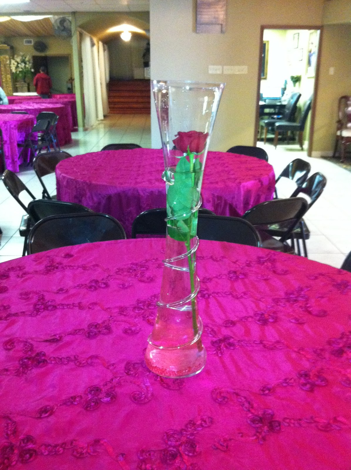 Rincon Real Hall Decorations Perfect Centerpiece For A
