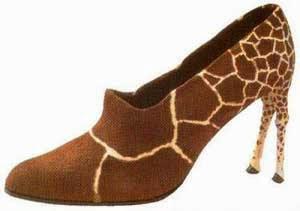 8 Desain Sepatu High Heels Unik dan Lucu