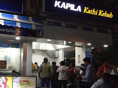 Kapila Kathi Kababs Pune