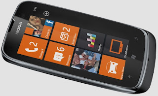 Nokia Lumia 610 NFC technology