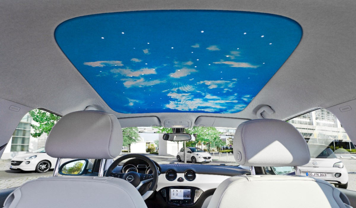 Riwal888 Blog New Opel Adam Wins Prize For Best Interior Design Of The Year