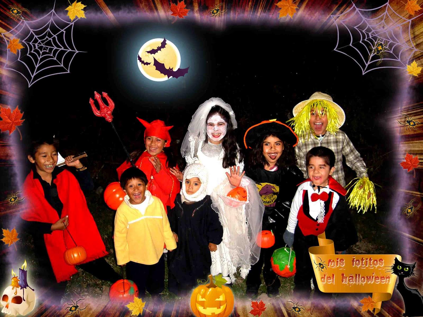 Marcos De Halloween