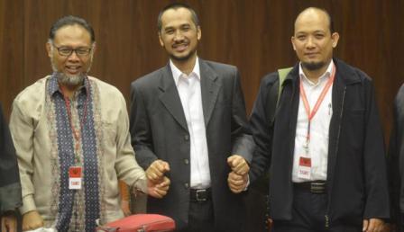 Ruki: Abraham Samad, Bambang, dan Novel Tak Tergantikan