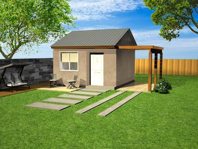 Casas prefabricadas madera vivienda prefabricadas anahi - Casas prefabricadas economicas ...