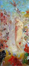 Pandore 1910 huilesur toile