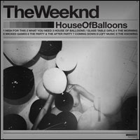 Top Albums Of 2011 - 12. The Weeknd - House Of Balloons