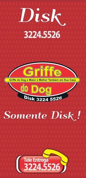 Griffe do Dog agora é Disk Lanches