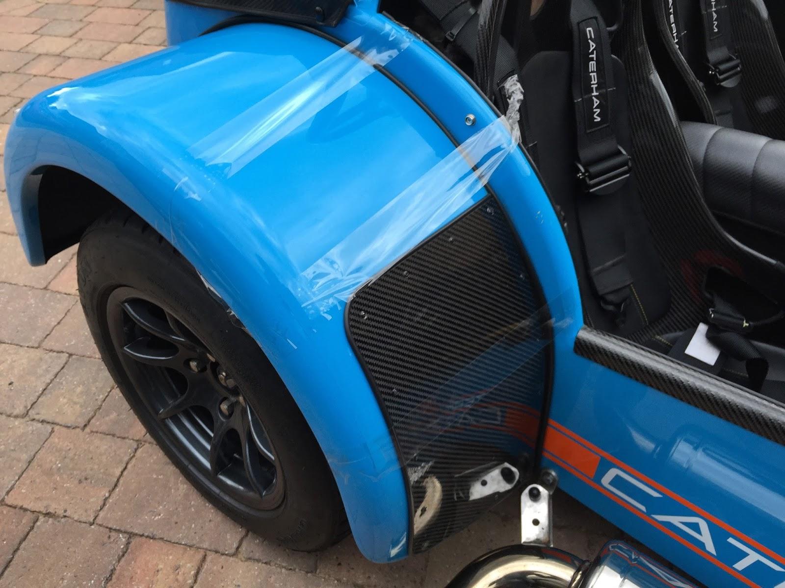 Caterham Carbon Fibre Indicator Mount Motorsport//Racing//Car//Styling