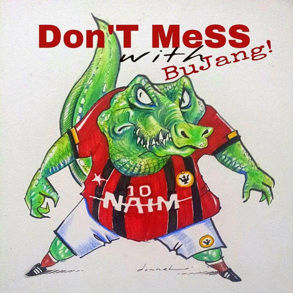 Team Football Sarawak: Bujang Senang