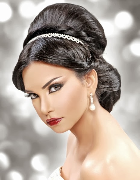 future trends 2014 bridal hair bun models 2014 2014 bride hairstyles bride hair how to cope. Black Bedroom Furniture Sets. Home Design Ideas
