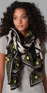 theodora & callum palm springs scarf