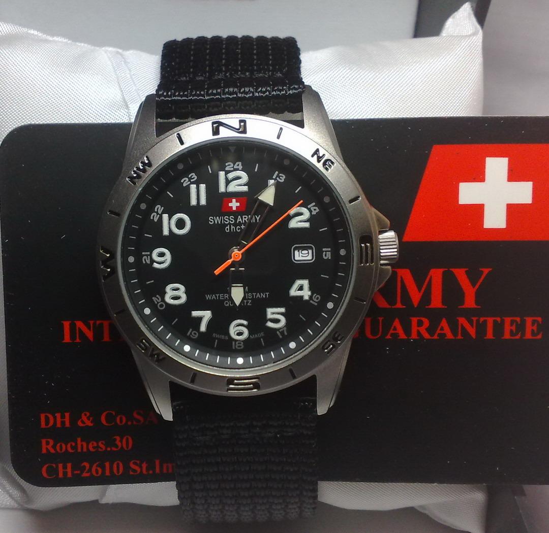 JUAL Jam Tangan SWISS ARMY HC 2845 Original Indonesia