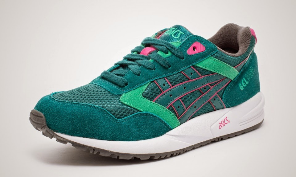 Asics Gel Saga Watermelon