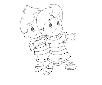 #11 Lucas Coloring Page