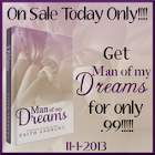 Man of my Dreams Sale