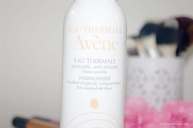 Avene Eau Thermale Water, Avene Thermalwasser