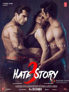 Hate Story 3 - 1st Day Collection