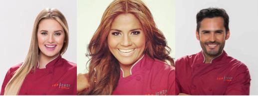Talentos de Latin Iconos Ponen Sabor en la Segunda Temporada de Top Chef Estrellas