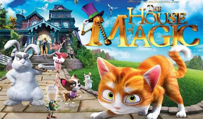 Sinopsis la Casa Mágica