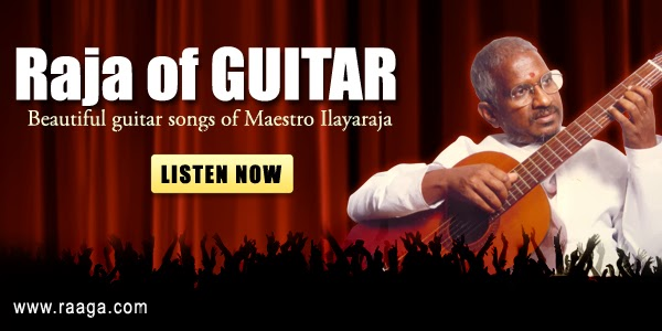Listen to Illayaraja Beautiful Guitar Songs on Raaga.com