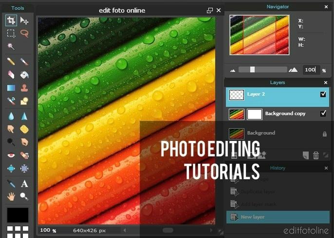 22 Tutorial Edit Foto Dengan Foto Editor Online
