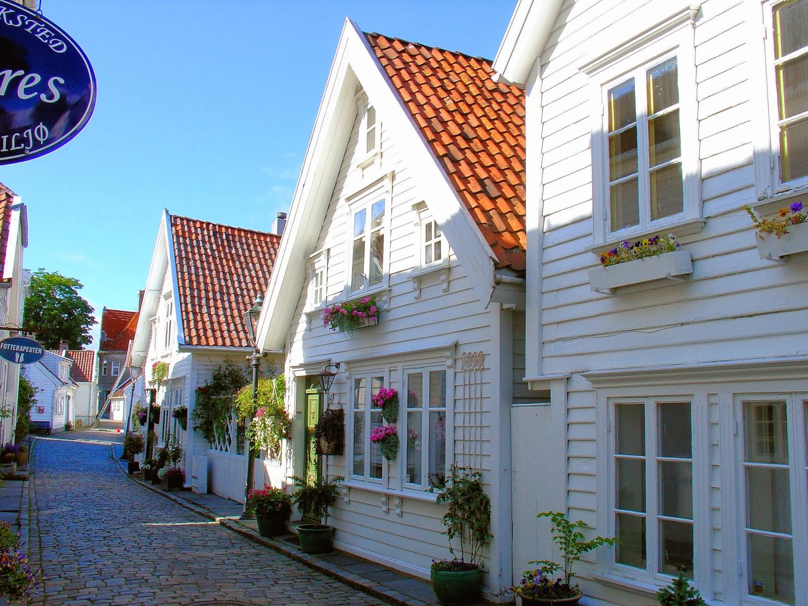 Highlights Of Stavanger Norway