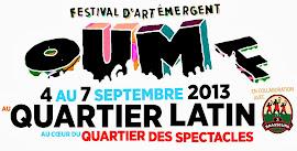 OUMF au Quartier Latin